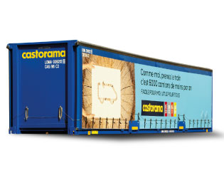 caisse mobile rail/route