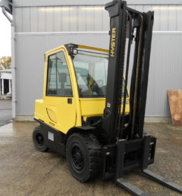 CHARIOT DIESEL HYSTER H-4.0-FT-5