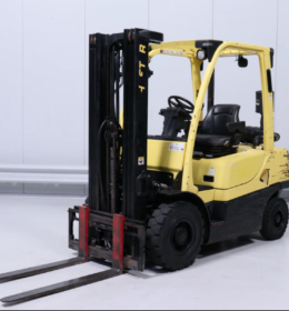 CHARIOT DIESEL HYSTER H-2.5 FT